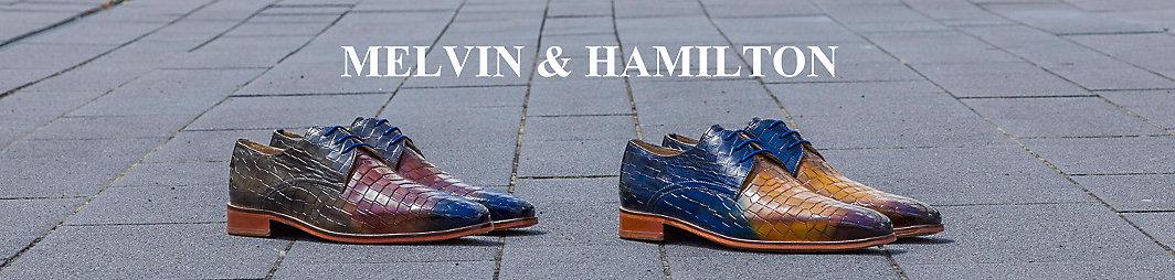 MELVIN & HAMILTON MH HAND MADE SHOES OF CLASS Herren Eddy 8