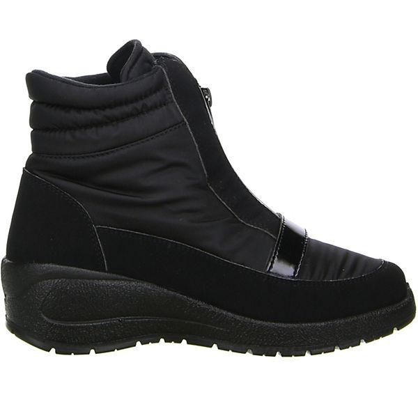 Vista, Damen beliebte Winterstiefel SnowStiefel schwarz, schwarz  Gute Qualität beliebte Damen Schuhe c22ce1