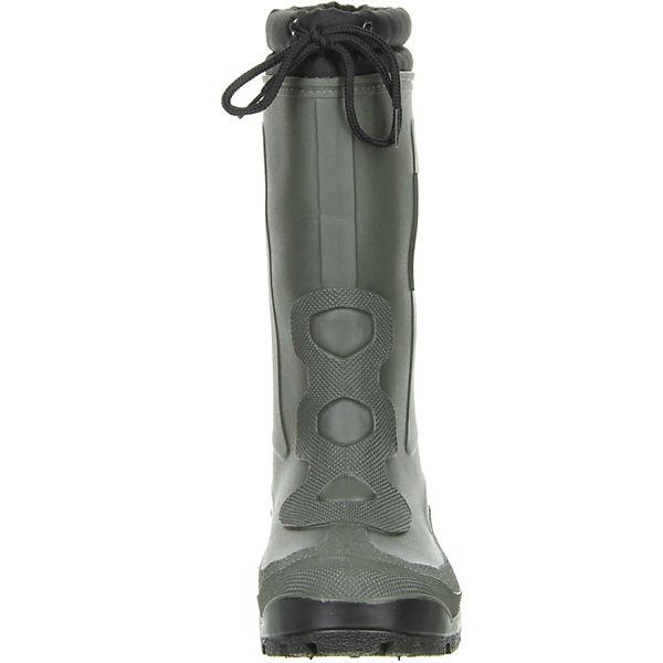 SPIRALE, Damen Herren gefütterter Gummistiefel Winterstiefel Thermosohle Qualität ALTEX oliv, grün Gute Qualität Thermosohle beliebte Schuhe 3cd888