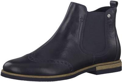 Tamaris, Chelsea Boots, blau   mirapodo