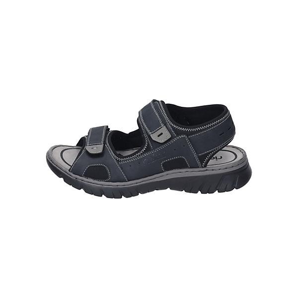 Rieker, Herren Sandalette, blau Qualität Gute Qualität blau beliebte Schuhe 83c9df
