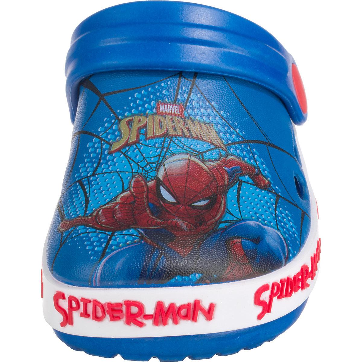 Spider-man, Spider-man Clogs Für Jungen, Dunkelblau