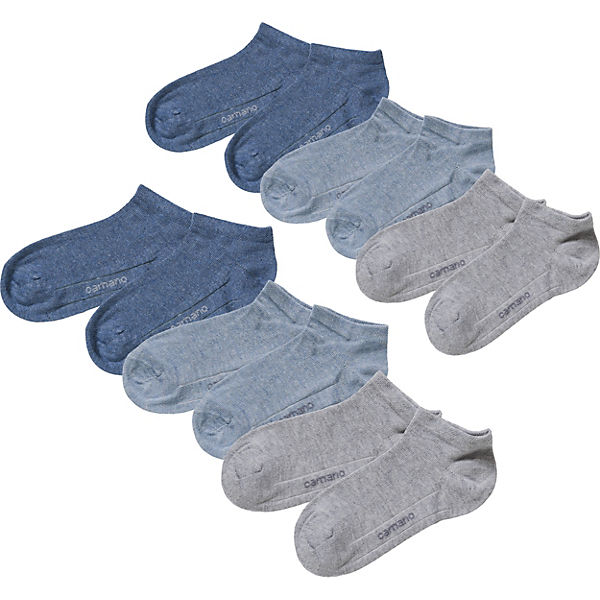 Kinder Sneakersocken 6er-Pack