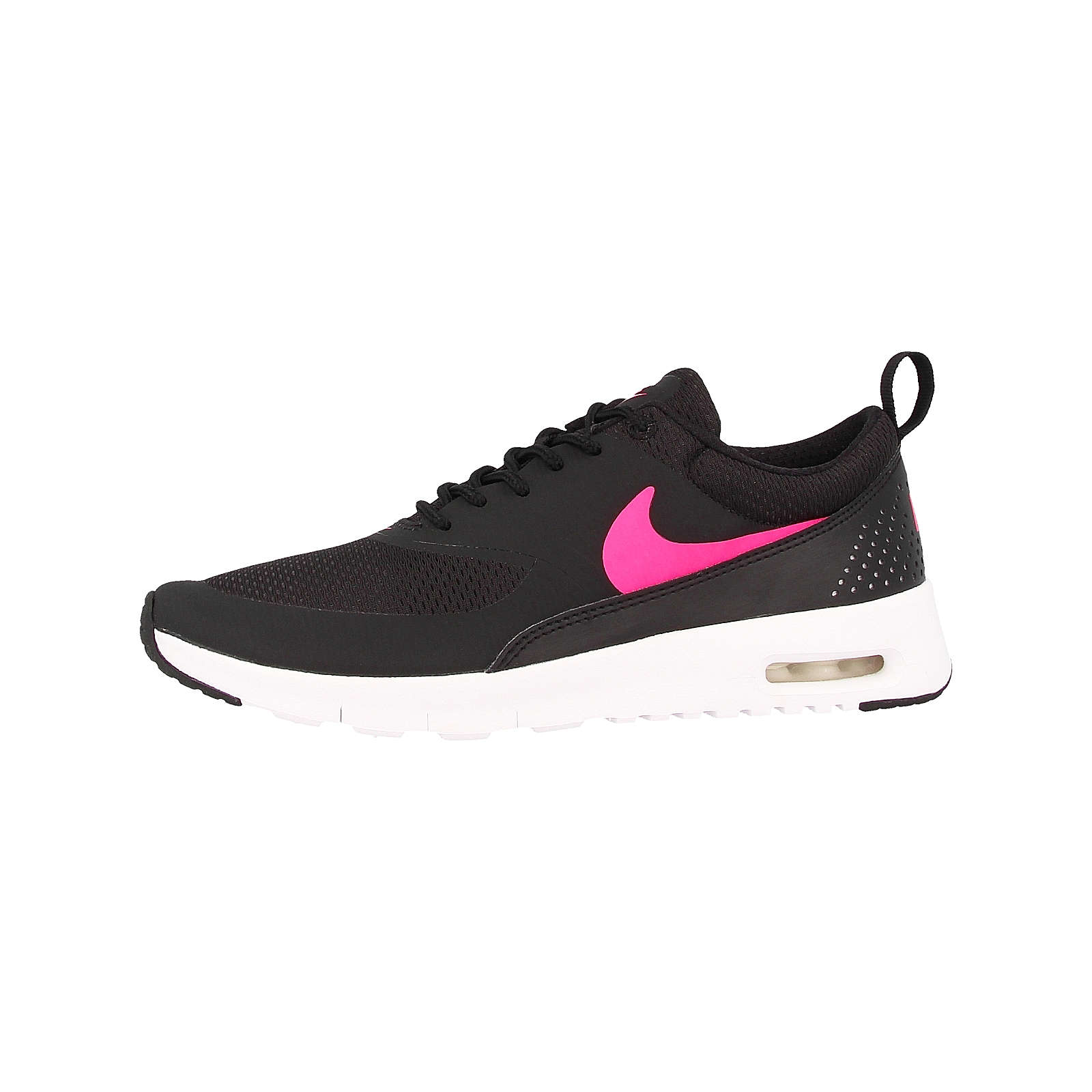 Nike Sportswear Kinder Sneakers Low Air Max Thea GS schwarz Gr. 38
