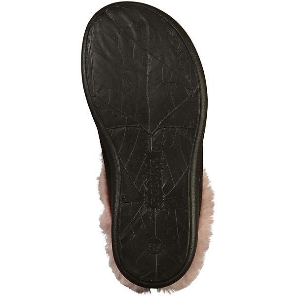 ROMIKA, Pantoletten Pantoletten Pantoletten Pantoletten, schwarz  Gute Qualität beliebte Schuhe 3f0247