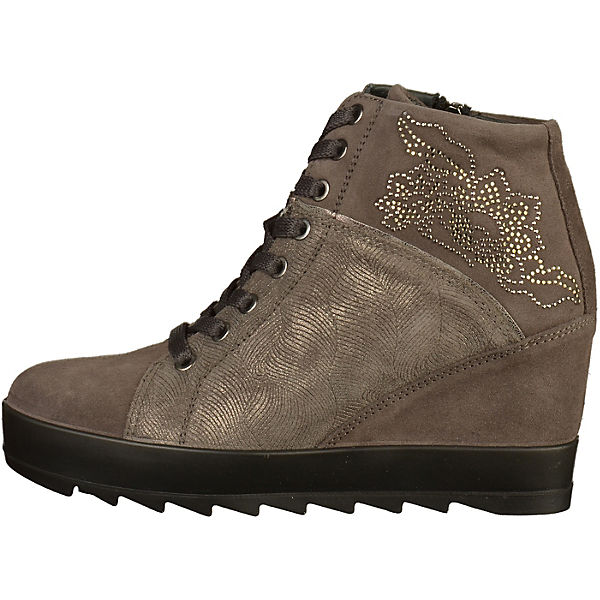 IGI & CO, Sneaker Schnürstiefeletten, grau  Gute Qualität beliebte Schuhe