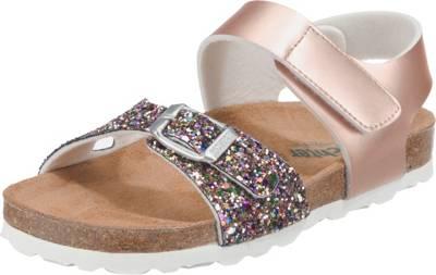 Richter Sandale pinkapfelgrün | Schuhe