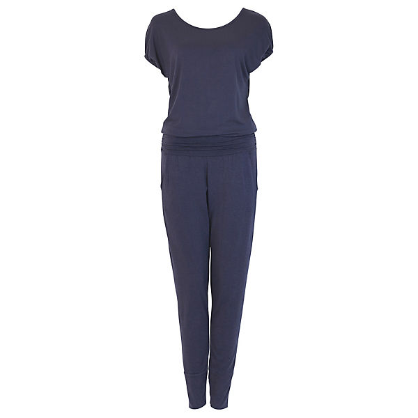 "Yoga-Jumpsuit ""Raya"" - nightblue"