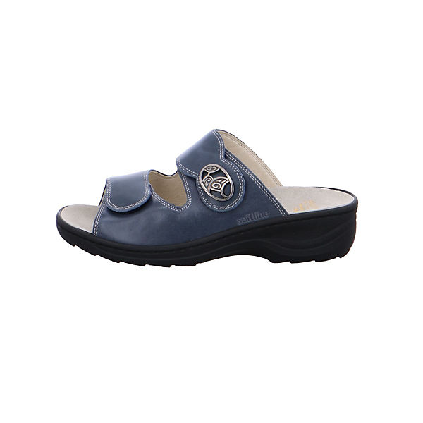 Fidelio, Pantoletten Qualität blau, blau  Gute Qualität Pantoletten beliebte Schuhe 9341dd