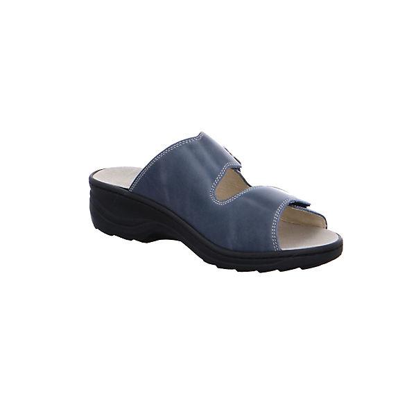 Fidelio, Pantoletten Qualität blau, blau  Gute Qualität Pantoletten beliebte Schuhe 68bffa