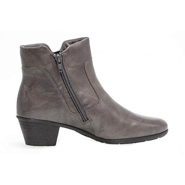 Gabor, Qualität Stiefeletten, grau  Gute Qualität Gabor, beliebte Schuhe fc2ce4