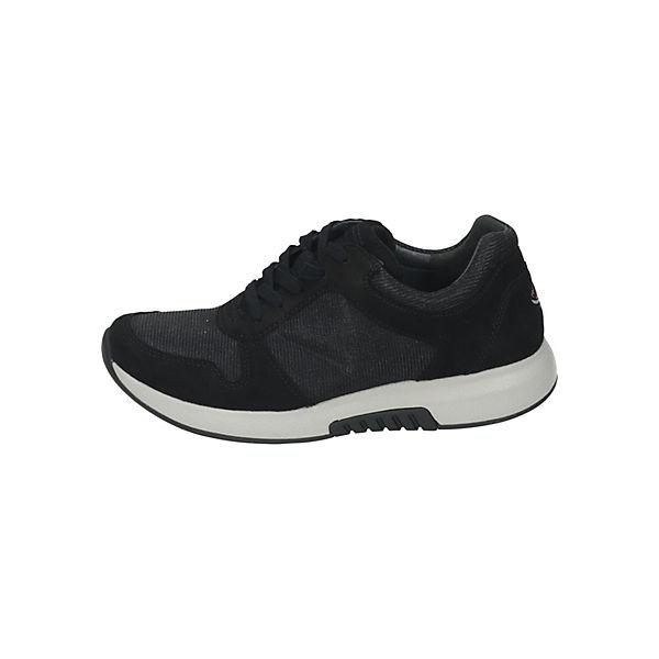 Gabor, Schnürschuhe, schwarz  Gute Qualität beliebte Schuhe