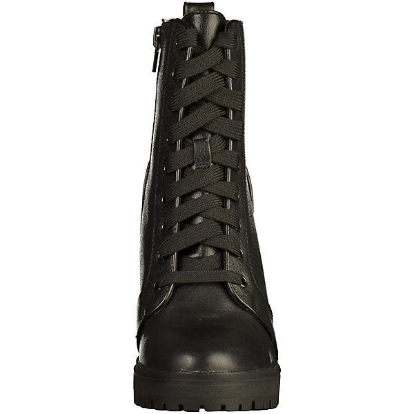 STEVE MADDEN, Gute Stiefelette Schnürstiefeletten, schwarz  Gute MADDEN, Qualität beliebte Schuhe ca33a4