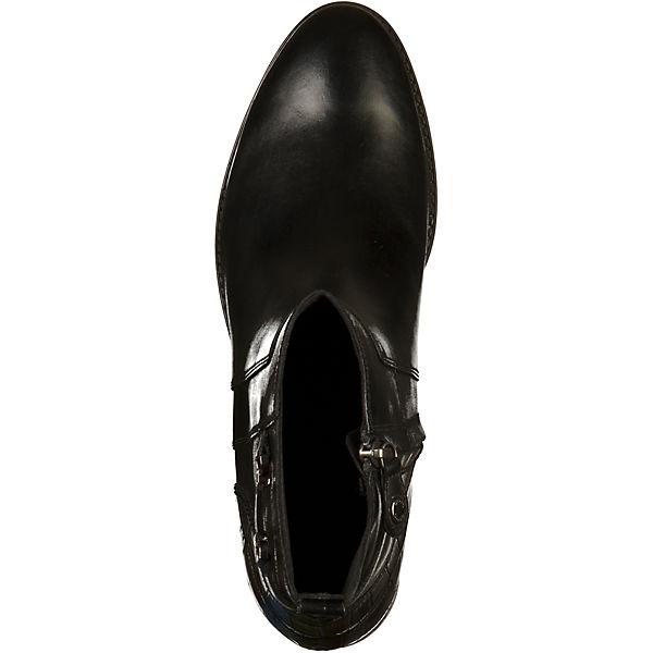 GEOX, Stiefelette Klassische Stiefeletten, schwarz  Gute Gute  Qualität beliebte Schuhe befda5