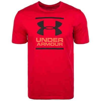 Under Armour HeatGear GL Foundation Trainingsshirt Herren