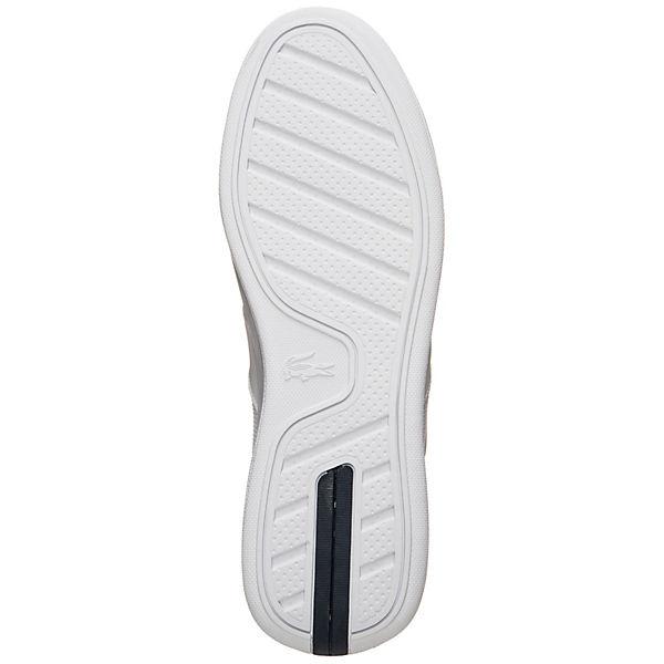 LACOSTE, Lacoste Novas Sneaker Herren, weiß Schuhe  Gute Qualität beliebte Schuhe weiß 25fa1f