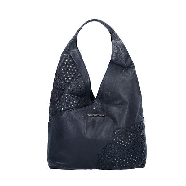 Schwarz Leder Taschendieb 36 Cm Schultertasche Fcl1JTK