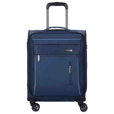 Travelite Capri 4-Rollen Kabinentrolley 55 cm Trolleys