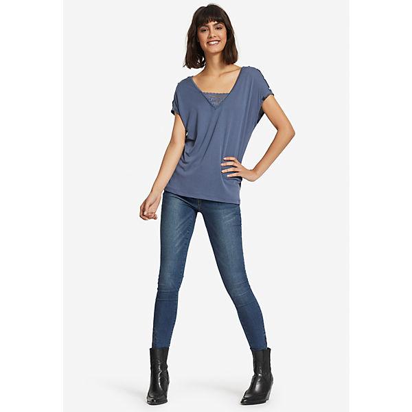 Blau shirt Khujo shirts T T Aven j4LS5Rcq3A