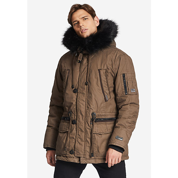 Jacke FERENCE WITH INNER JACKET