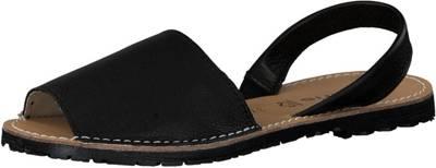 Tamaris, Klassische Sandalen, schwarz