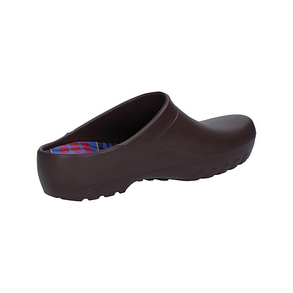 Arbeitsclogs Jolly Gartenclogs Fashion Clog Alsa Braun vmN0w8nO