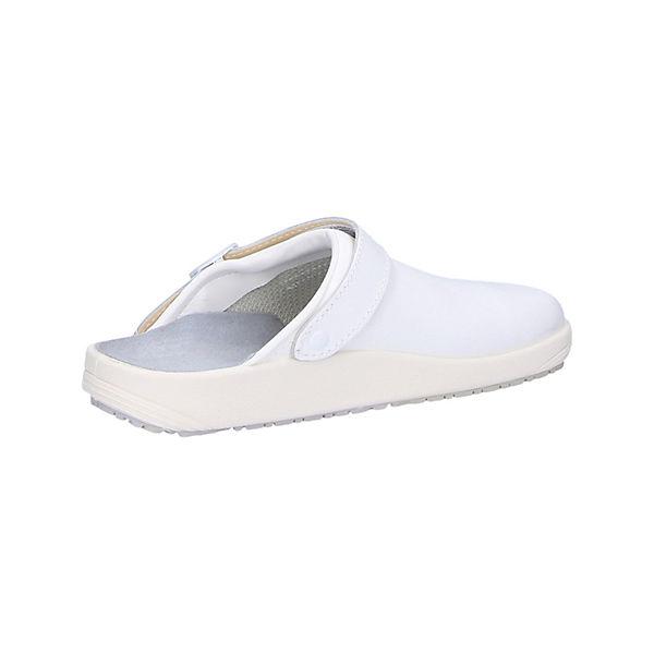 Arbeitsclogs 9200 Weiß Abeba Berufsschuhe Pantolette 8OPnk0wX