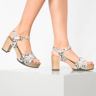AboutYou | Damen tamaris Sandale beige, braun, rosa, weiß