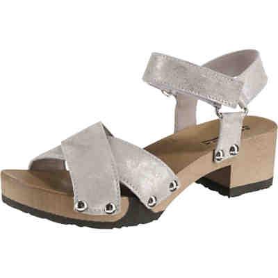 08206fbbc14ec9 Silberne Sandaletten günstig online kaufen