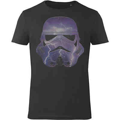 Star Wars T-Shirt schwarz