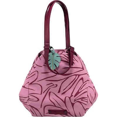Venny Bloom Canvas Shopper