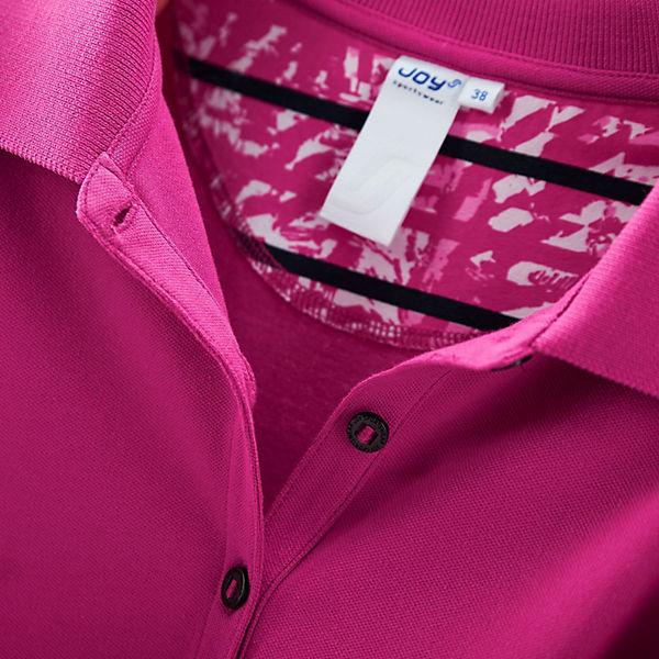 polo Joy arm 3 4 Sportswear Bonnie Pink bf7Ygy6v