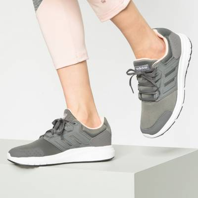 ADIDAS PERFORMANCE Schuh 'Runfalcon' Damen, Apricot Weiß