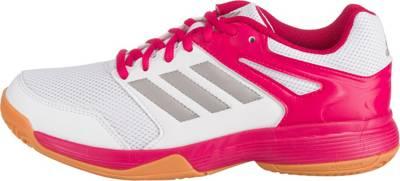 adidas Performance, Speedcourt W Hallenschuhe, weiß