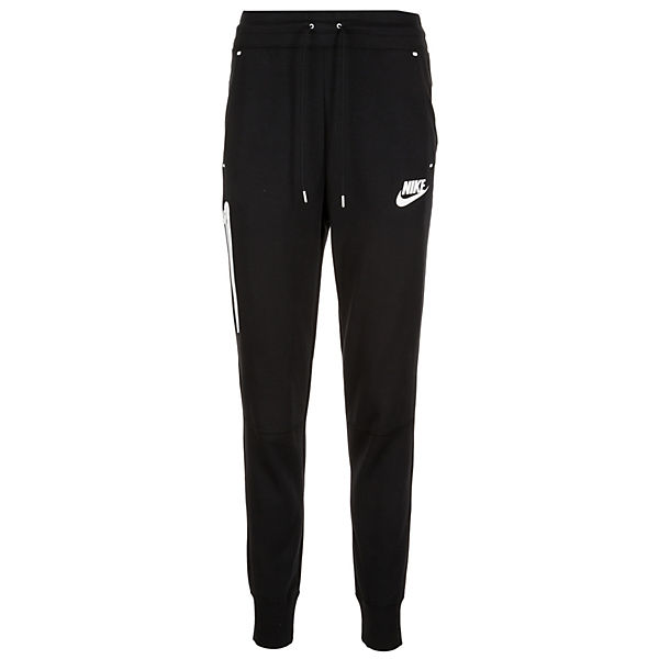 coupon code meet temperament shoes Nike Sportswear, Nike Tech Fleece Jogginghose Damen, schwarz ...