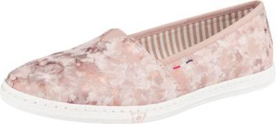 rieker, Komfort Slipper, rosa