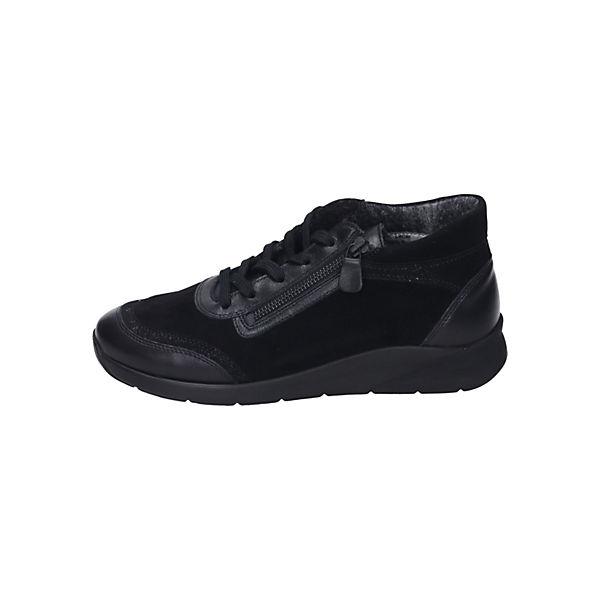 Christian Dietz, Damen Schnürer, schwarz Gute Qualität beliebte Schuhe