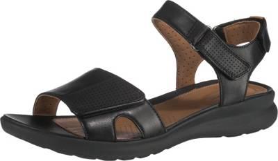 Qualität Schuhe beliebte Gute schwarz Komfort Sandalen, Calm