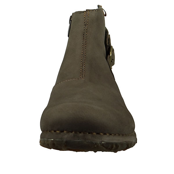 EL NATURALISTA, Schuhe Stiefelette N5460 Angkor Plume Stiefeletten, Grau Klassische Stiefeletten, Plume grau  Gute Qualität beliebte Schuhe a7eb47