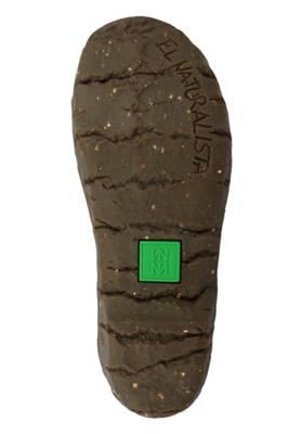 NATURALISTA, Schuhe Stiefelette N158 YGGDRASIL schwarz