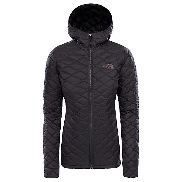 Steppjacke mit Thermoball-Technologie