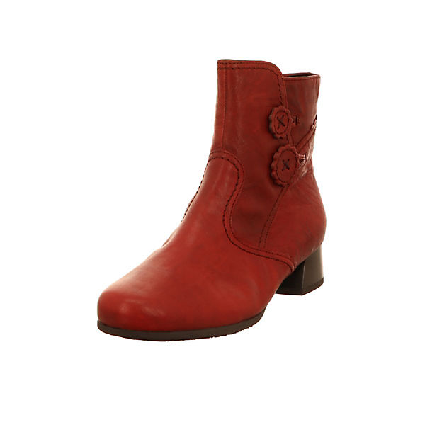 Gabor, Stiefel braun Klassische Stiefeletten, rot   mirapodo 4643ef1ebb
