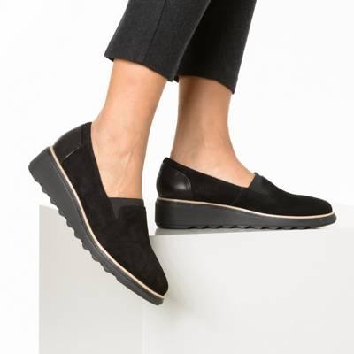 Schuhe Lack Edel Modern Damen 5 neu In Ara Slipper