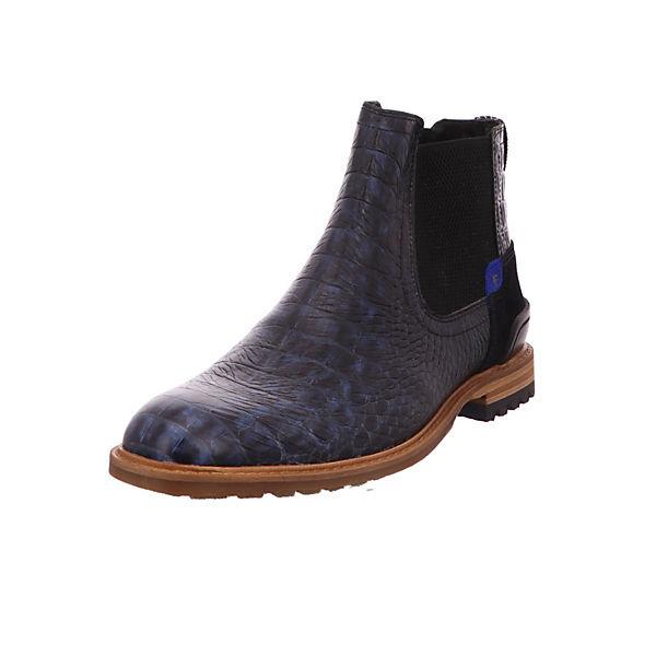Floris van Bommel, Stiefel blau Klassische Stiefel, blau   mirapodo 265e187325