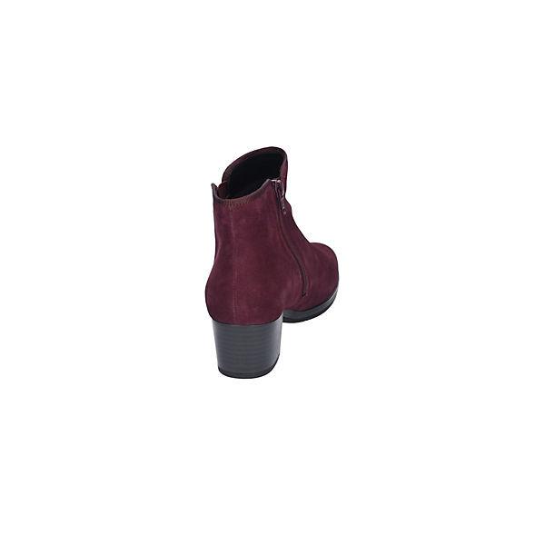 Gabor, Stiefel rot Klassische Schuhe Stiefeletten, rot  Gute Qualität beliebte Schuhe Klassische ca4bfd