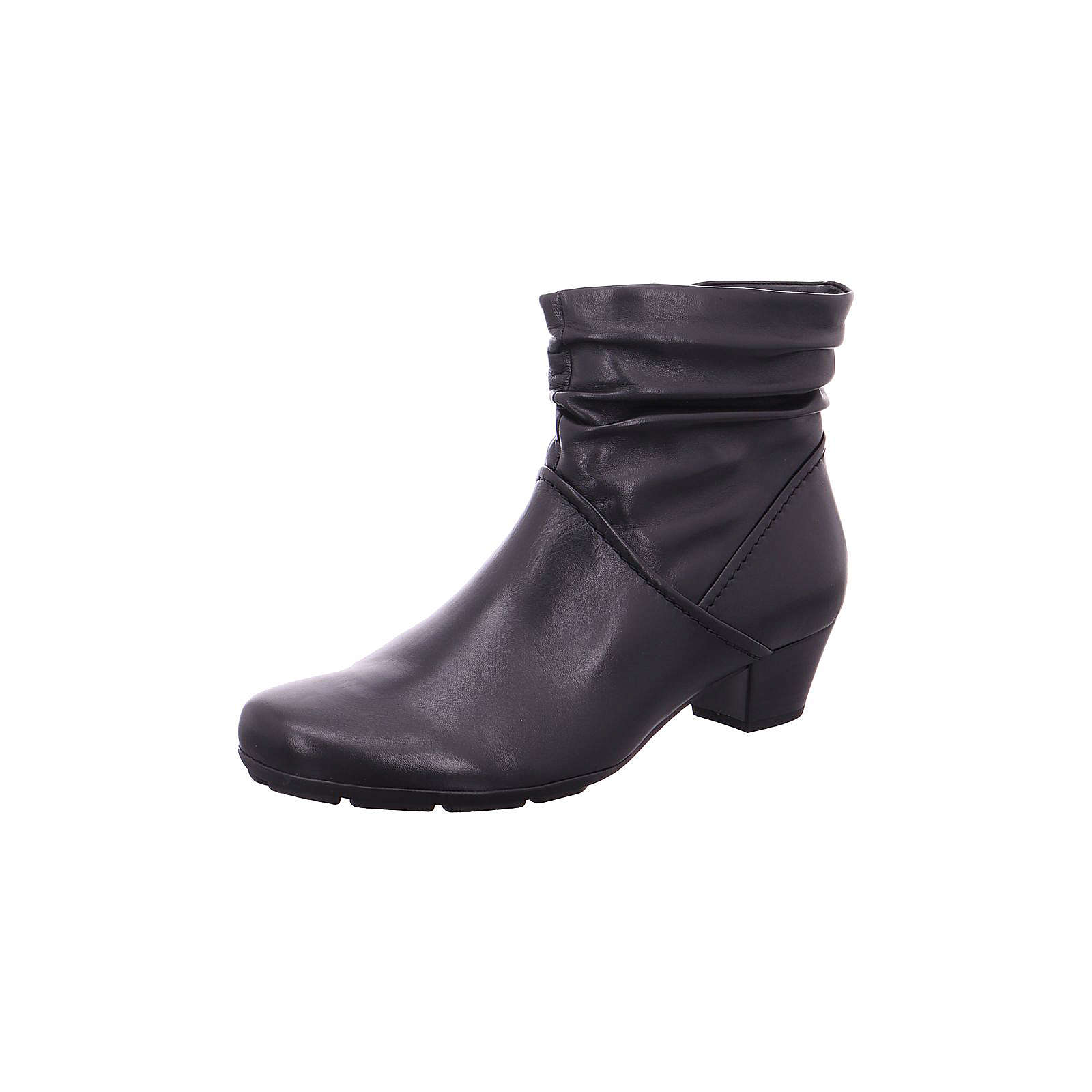 Gabor Stiefel schwarz Klassische Stiefeletten schwarz Damen Gr. 36
