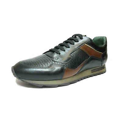 7223419afb Schnürschuhe schwarz Sneakers Low ...