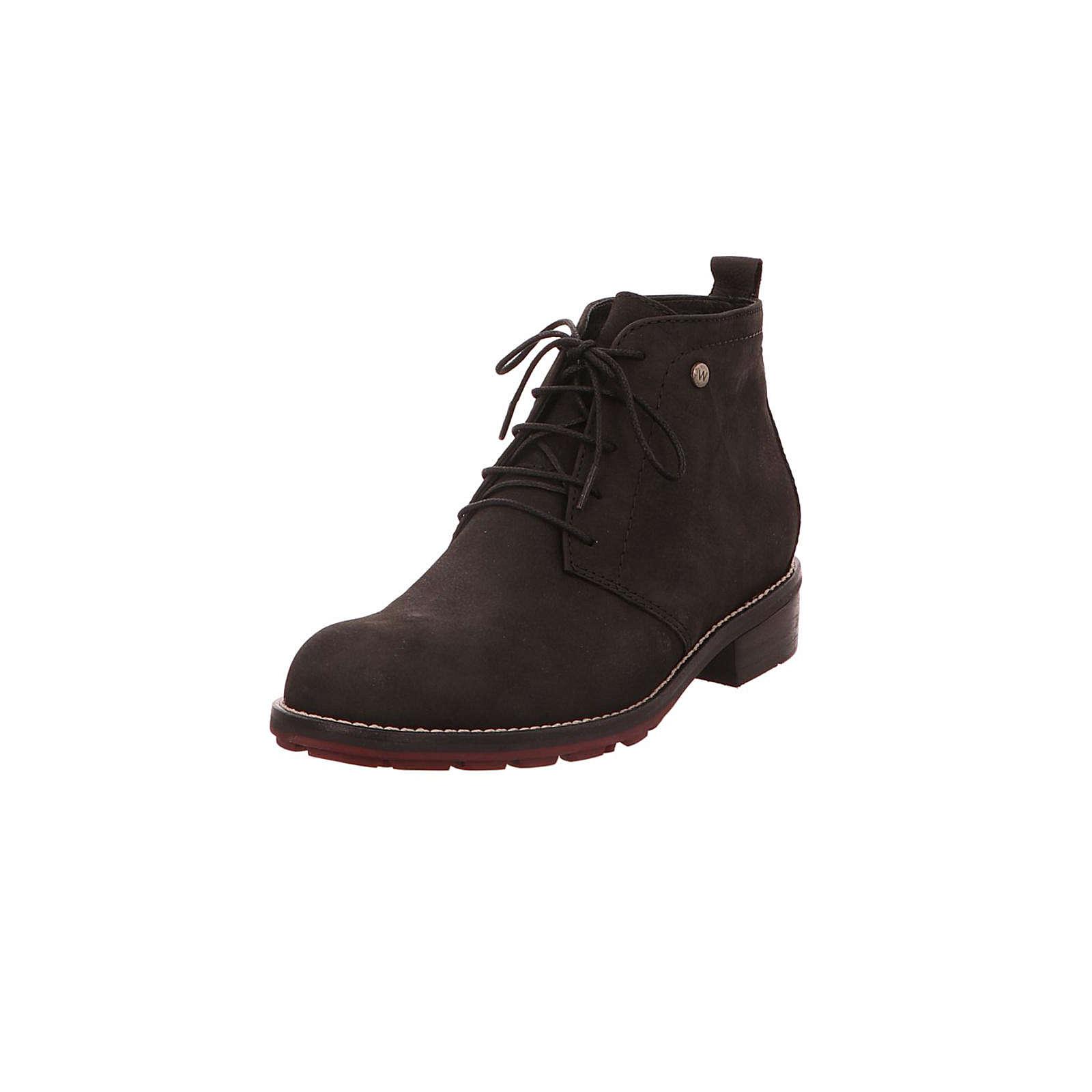 e991c6f431244a Wolky Stiefel schwarz Klassische Stiefeletten schwarz Damen Gr. 41