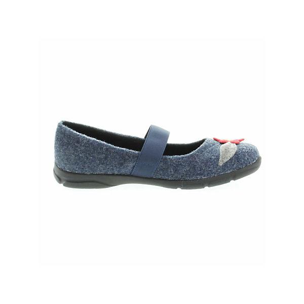ROMIKA, Hausschuhe blau Geschlossene Hausschuhe, Hausschuhe, Hausschuhe, blau  Gute Qualität beliebte Schuhe 6789db