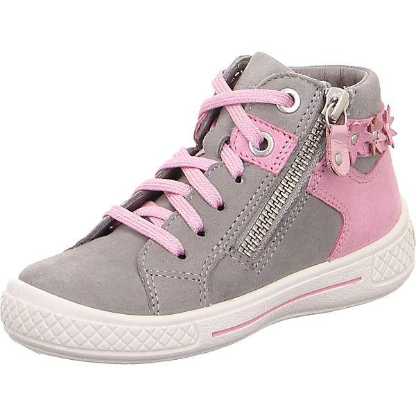 san francisco eafe1 b38c8 superfit, Sneakers High TENSY für Mädchen, WMS-Weite M4 ...